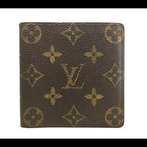 Louis Vuitton monogram card wallet
